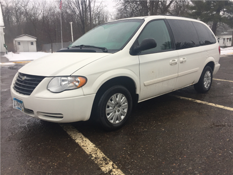2007 chrysler town and country for sale logansport in. Black Bedroom Furniture Sets. Home Design Ideas