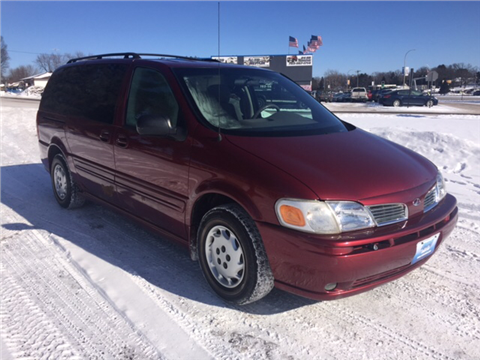 2002 Oldsmobile Silhouette For Sale In Minot Me Carsforsale