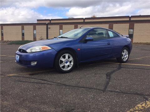 2002 Mercury Cougar for sale in Mora, MN