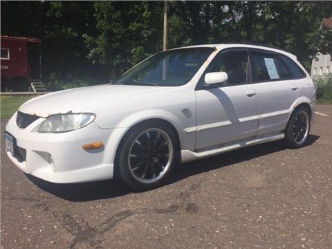 2002 Mazda Protege5 for sale in Mora, MN