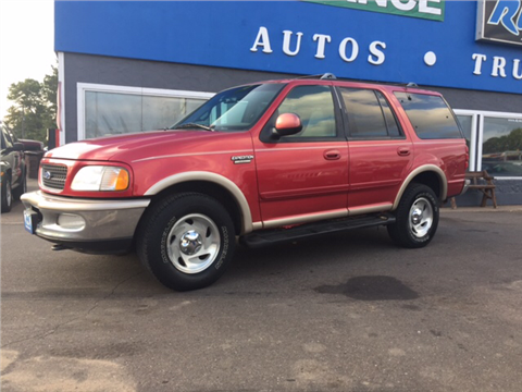 1997 Ford Expedition for sale in Mora, MN