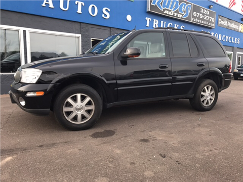 2004 Buick Rainier for sale in Mora, MN