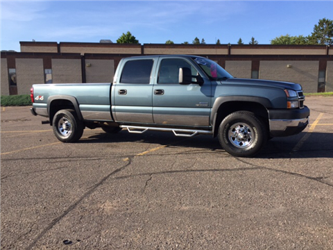 2007 Chevrolet Silverado 3500 Classic for sale in Mora, MN