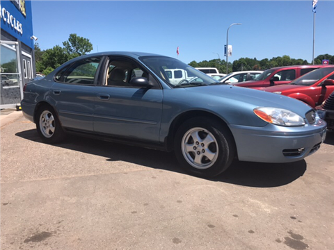 2007 Ford Taurus for sale in Mora, MN