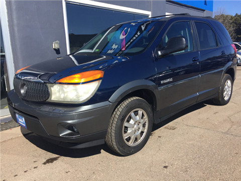 2003 Buick Rendezvous for sale in Mora, MN