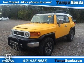Toyota fj cruiser for sale in fall river ma for Eagle motors hamilton ohio