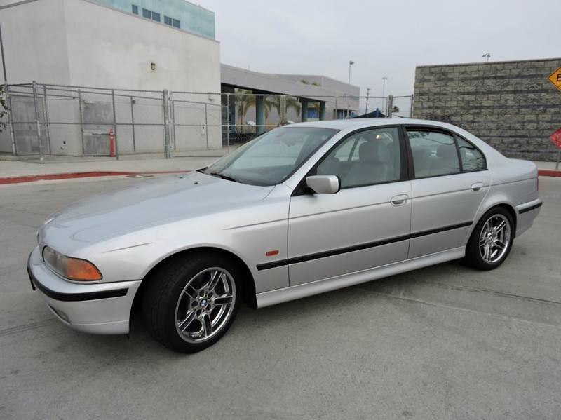 2000 Bmw 5 Series 540i 4dr Sedan In North Hollywood CA  Good