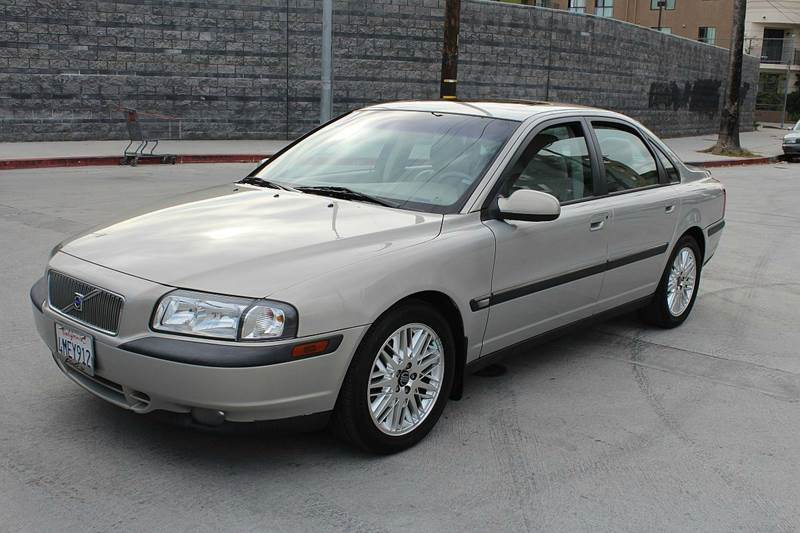 2000 Volvo S80 T6 4dr Turbo Sedan In North Hollywood CA - Good Vibes Auto Sales