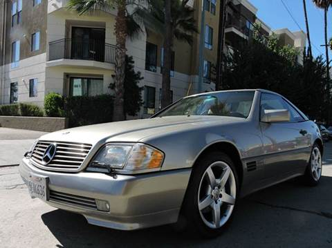1994 Mercedes-Benz SL-Class for sale in North Hollywood, CA