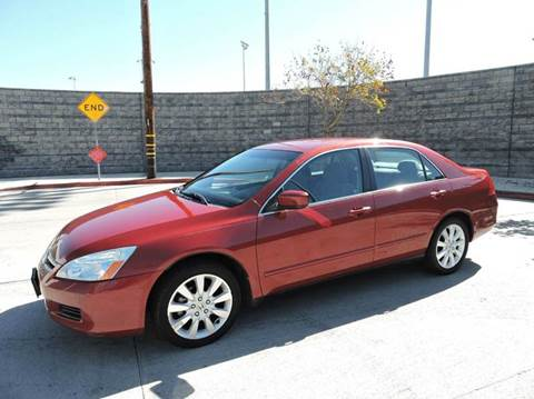 2007 Honda Accord for sale in North Hollywood, CA
