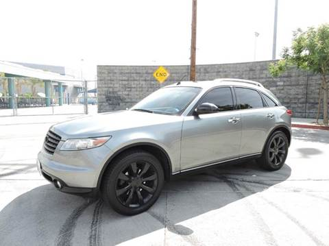 2004 Infiniti FX45 for sale in North Hollywood, CA