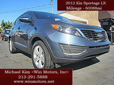 2012 Kia Sportage for sale in Los Angeles, CA
