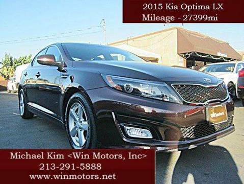 2015 kia optima for sale. Black Bedroom Furniture Sets. Home Design Ideas