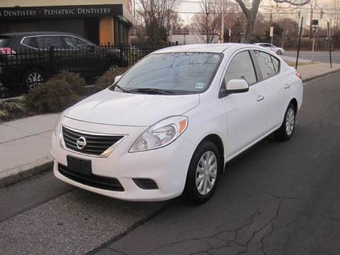 2012 Nissan Versa for sale in Massapequa Park, NY