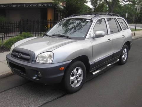 2005 Hyundai Santa Fe for sale in Massapequa Park, NY