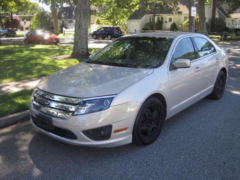 2010 Ford Fusion for sale in Massapequa Park, NY