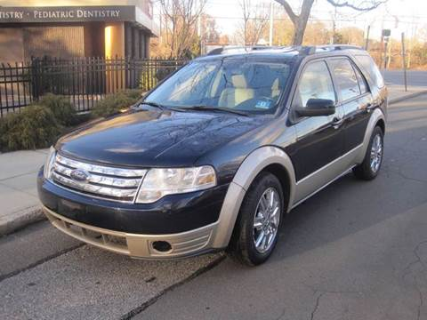 2008 Ford Taurus X for sale in Massapequa Park, NY