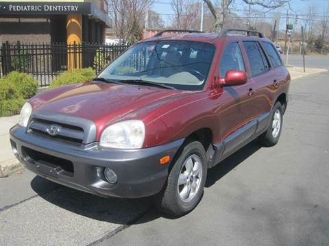 2005 Hyundai Santa Fe for sale in Massapequa Park, NY