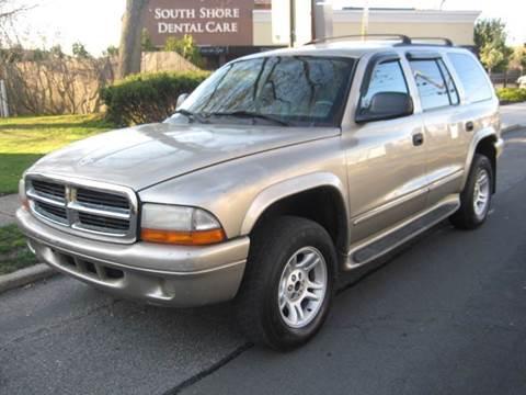 2003 Dodge Durango for sale in Massapequa Park, NY