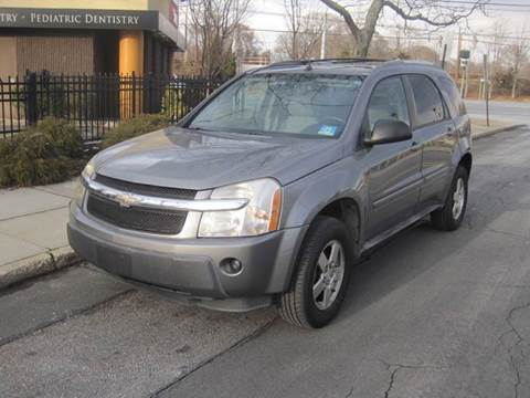 2005 Chevrolet Equinox for sale in Massapequa Park, NY
