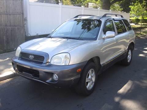 2004 Hyundai Santa Fe for sale in Massapequa Park, NY