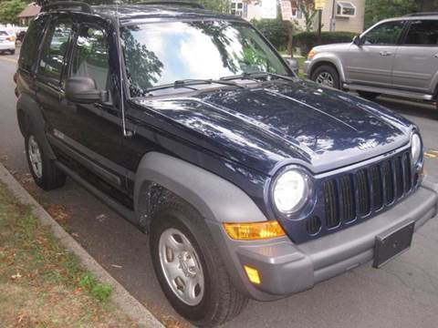 2007 Jeep Liberty for sale in Massapequa Park, NY