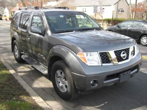 2005 Nissan Pathfinder for sale in Massapequa Park, NY