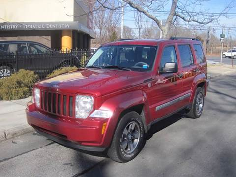 2008 Jeep Liberty for sale in Massapequa Park, NY