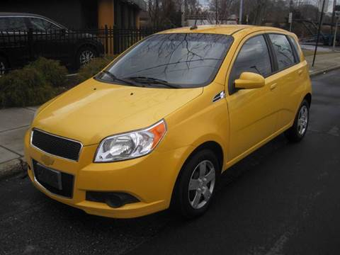 2009 Chevrolet Aveo for sale in Massapequa Park, NY