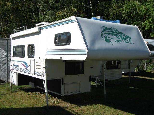 1995 Coachmen Ranger 115 RD