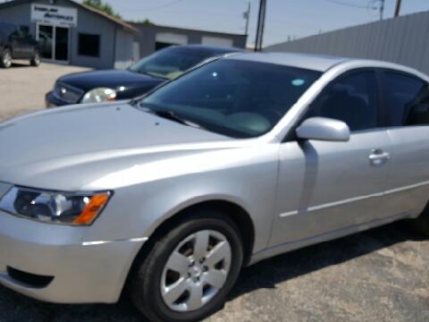 2007 Hyundai Sonata for sale in Midland, TX