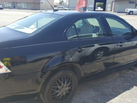2007 Ford Fusion for sale in Midland, TX