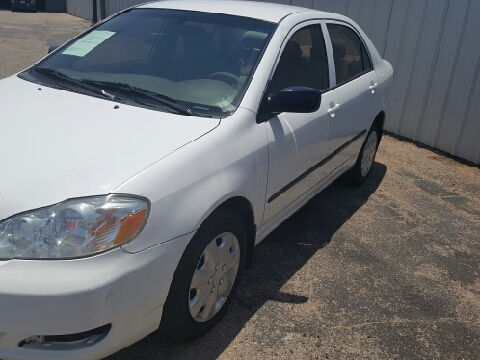 2007 Toyota Corolla for sale in Midland, TX