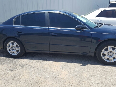 2006 Nissan Altima for sale in Midland, TX