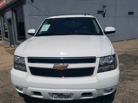 2009 Chevrolet Tahoe for sale in Midland, TX