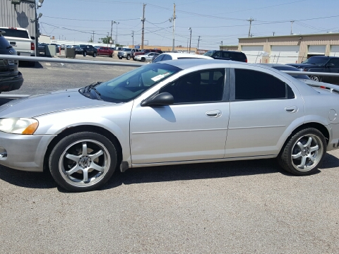 2005 Dodge Stratus for sale in Midland, TX