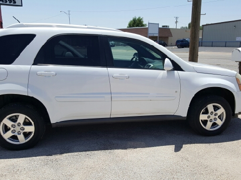 2009 Chevrolet Equinox for sale in Midland, TX