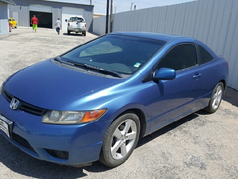 2006 Honda Civic for sale in Midland, TX