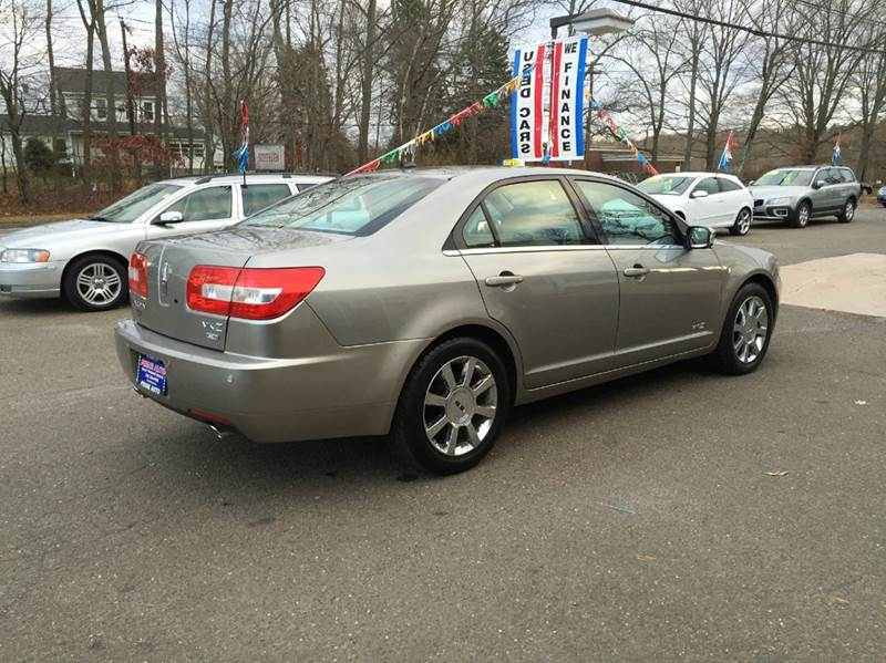 2008 Lincoln Mkz Base Awd 4dr Sedan In Bethany Ct Prime