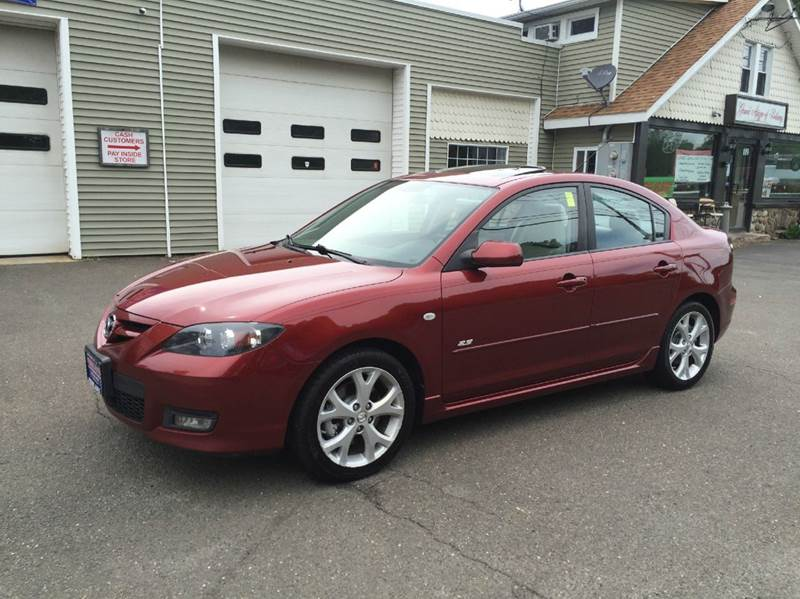 2008 mazda mazda3 s sport 4dr sedan 5m in bethany ct. Black Bedroom Furniture Sets. Home Design Ideas