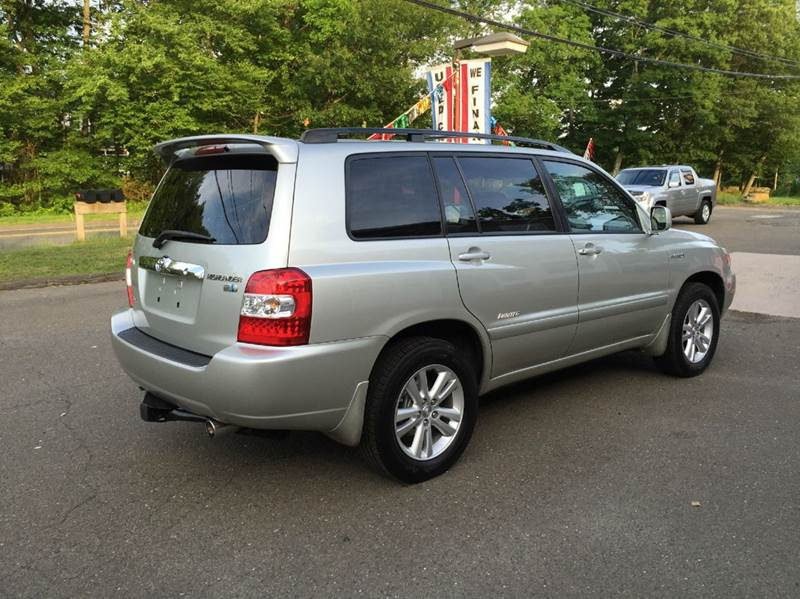 2007 toyota highlander hybrid limited awd 4dr suv w 3rd row in bethany ct prime auto llc. Black Bedroom Furniture Sets. Home Design Ideas