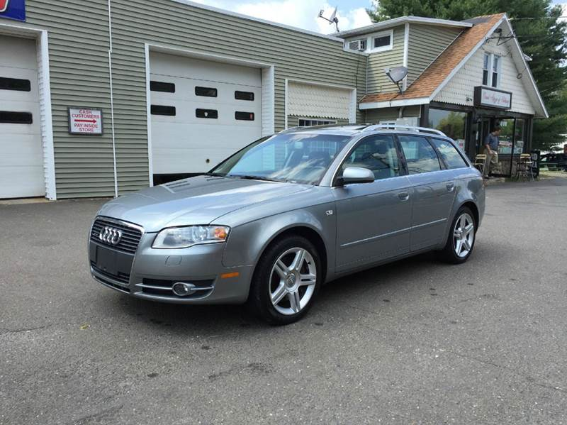 2007 audi a4 2 0t avant quattro awd 4dr wagon 2l i4 6m. Black Bedroom Furniture Sets. Home Design Ideas
