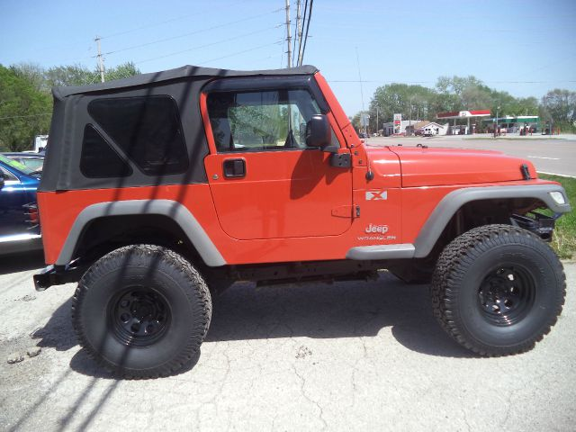 2005 Jeep Wrangler for sale in Kansas City KS
