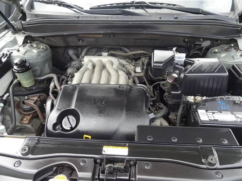 2009 Hyundai Santa Fe AWD GLS 4dr SUV - Winston Salem NC