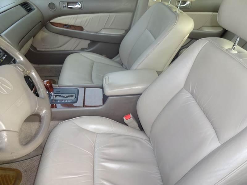 1997 Acura RL 3.5 4dr Sedan - Winston Salem NC