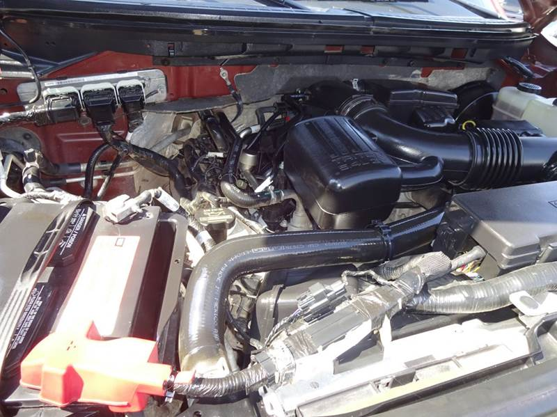 2009 Ford F-150 4x4 Lariat 4dr SuperCrew Styleside 5.5 ft. SB - Winston Salem NC