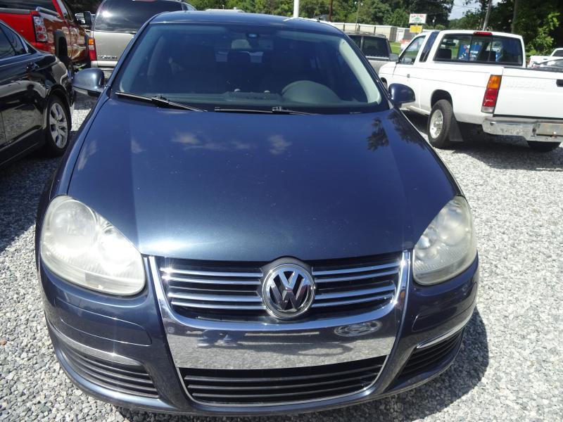 2005 Volkswagen Jetta 4dr New TDI Turbodiesel Sedan - Winston Salem NC