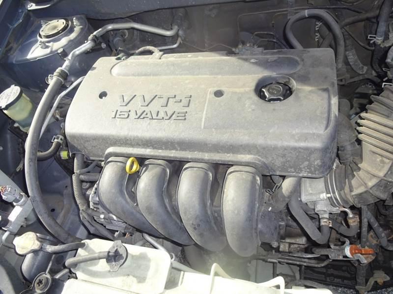 2006 Toyota Corolla CE 4dr Sedan w/Automatic - Winston Salem NC