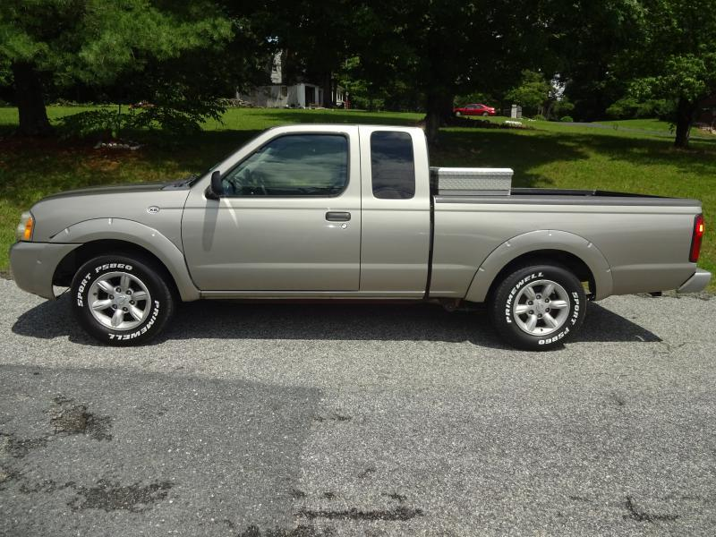 2004 Nissan Frontier 2dr King Cab XE Rwd SB - Winston Salem NC
