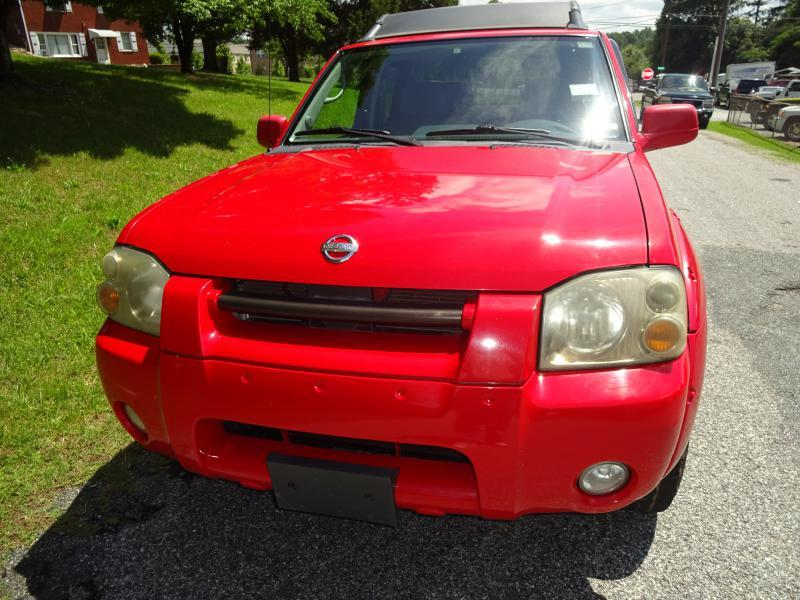 2002 Nissan Frontier CREW CAB XE - Winston Salem NC